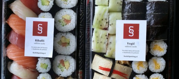 SushiSpotting sreda