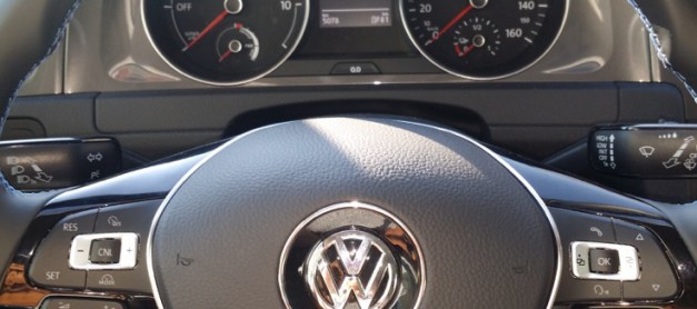 Gremo kurit štrom II – VW e-Golf